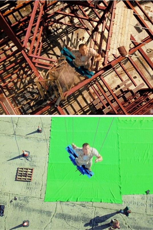 xWxdF1HP V8 - Как снимают фильмы: Кадры из «Джеймса Бонда»