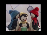 Три пингвина _ Советские мультики про дружбу для детей