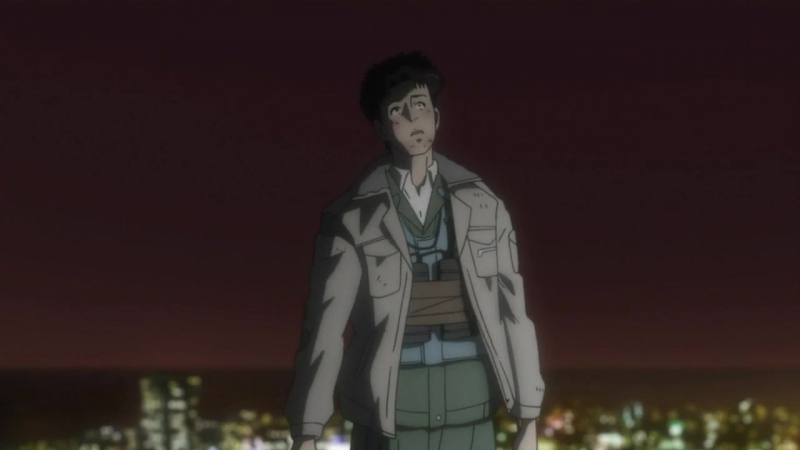 Psycho-Pass [TB-2] 1 серия [Озвучили Horie и Mutsuko Air] Психопаспорт 2 сезон 01 русская озвучка Психопасс [vk] HD - 720p