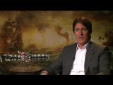 Пираты Карибского моря На странных берегах/Pirates of the Caribbean: On Stranger Tides (2011) Интервью №2 с Робом Маршаллом