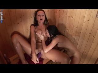 В бане секс 720