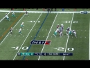 Martellus Bennett 26-Yard Catch Sets Up Amendola TD! | Dolphins vs. Patriots