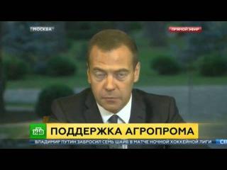Медведев назвал «неприкасаемые» статьи бюджета на 2016 год