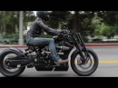 Motorcycle review Confederate Motor's P120 Fighter