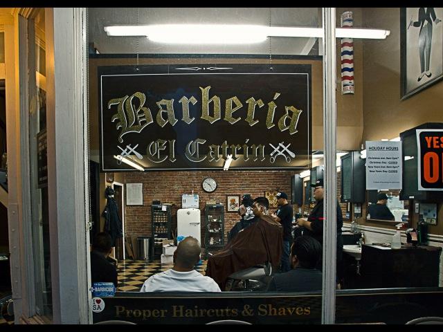 Barberia El Catrin Barber Shop - Santa Ana, CA - Suavecito Pomade
