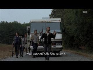 Тревор появится в финальном эпизоде 6 сезона сериала The Walking Dead
