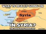 The David Icke Videocast: What Is Really Going On In Syria?
