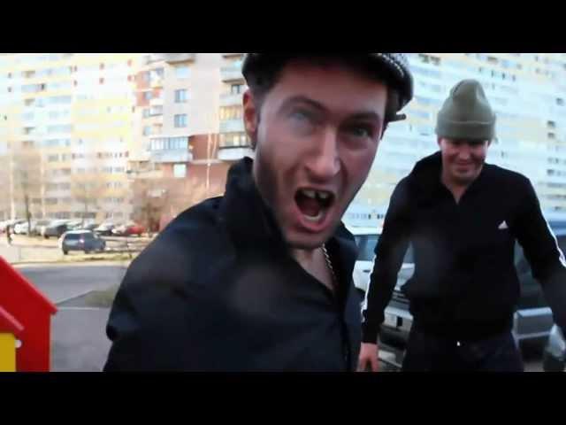 Russian dance techno viking dance