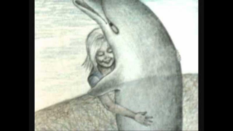 Рождественская - мультфильм Девочка и дельфин