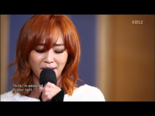 Hyorin - Halo @ A Song For You кфк