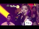 Ailee Korean Beyoncé - Halo 13 Sept 2011