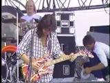 Van Halen rare footage pre-concerts (Soundcheck 09011986)
