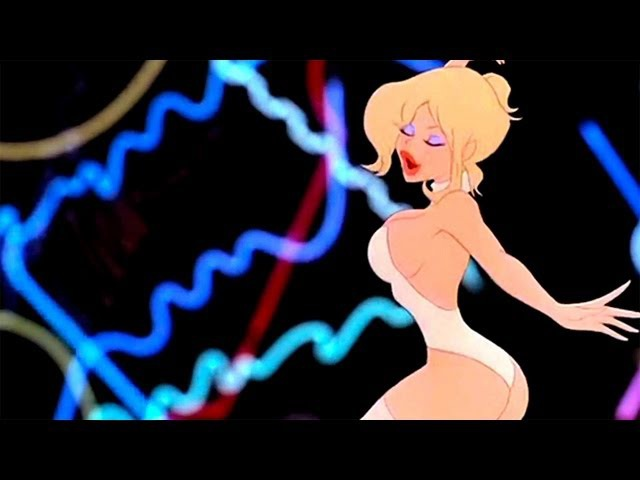 Ah-Ah (Mix 1) - Moby feat. Holli Would - Cool World Music Video