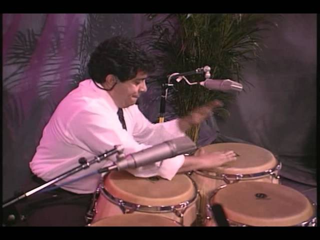 Conga Virtuoso Giovanni Hidalgo Video Completo.