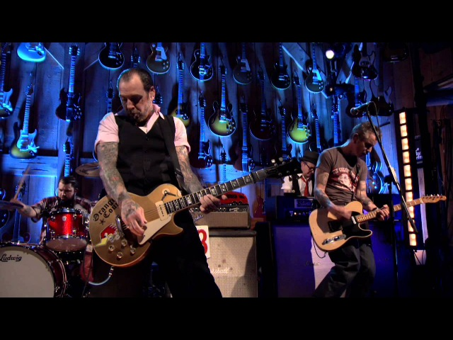 Social Distortion California Hustle and Flow