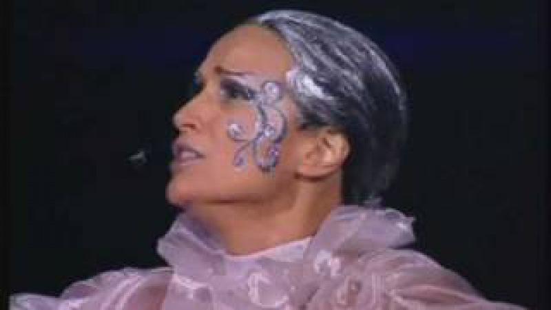 Fifth Element Diva song - full version. SINGING - EVGENIA LAGUNA.