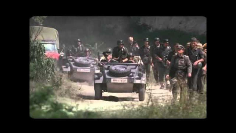 СИЛЬНЕЕ ОГНЯ, 3 4 серии, КЛАСС!, Военный фильм, Боевик, РУССКИЙ СЕРИАЛ о войне