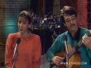 Сандро и Тамара Эристави - Возьмёмся за руки, друзья (ЦТ, 1988), Часть 1.