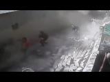 LiveLeak - Frightening CCTV video of earthquake in Pakistan