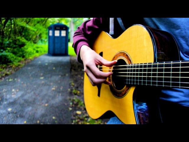Doctor Who Theme - Eddie van der Meer - Fingerstyle Guitar Cover