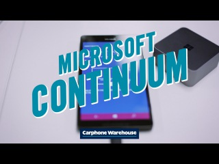 How to use Microsoft Continuum for Windows