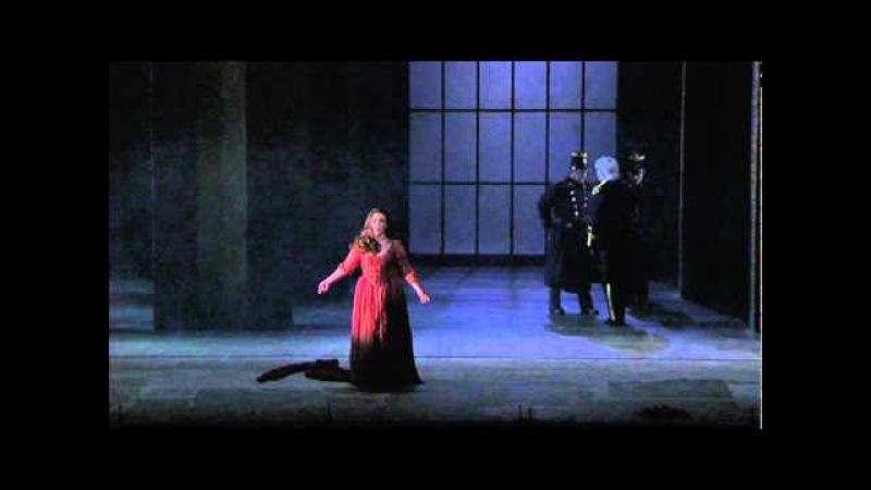 Qual voce... Mira di acerbe lagrime - Dmitri Hvorostovsky Veronica Villarroel (il trovatore)
