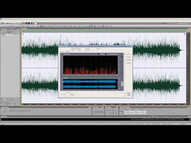 Как повысить или понизить тональность минусовки в Adobe Audition | Auditionrich.com