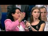 Пётр Толстой, Первый канал, Время покажет - 5, Украина 16 09 2015.