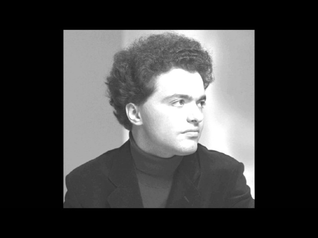 Kissin plays Rachmaninov: Vocalise op. 34 n°14