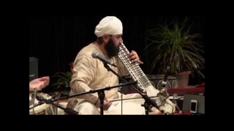 ₪ Davinder Singh Namdhari - Raag Yaman Taarshehnai solo Calgary, Canada 2014
