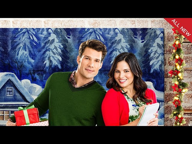 12 Gifts of Christmas Stars Katrina Law Aaron O'Connell and Donna Mills