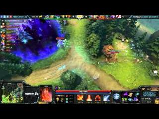 Full teamwipe! by Na`Vi vs PowerRangers @ WePlay League s3