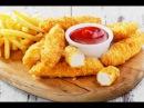 А Ведь Вкусно! Куриное филе в кляре - Золотые пальчики рецепт