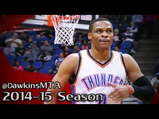Russell Westbrook Full Highlights  at TWolves - 34 Pts, 6 Assists, SHAQ of Point-Guards!