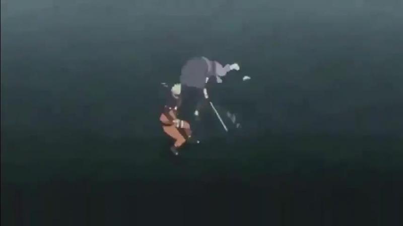 Последний бой Наруто против Саске