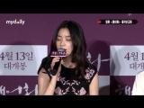 해어화 한효주(Han Hyo joo)·천우희(Chun woo hee) 아침부터 노래 대결 [MD동영상]