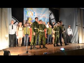 Идет солдат по городу Битва хоров 2016