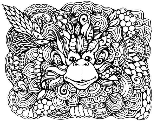 Раскраски для медитаций