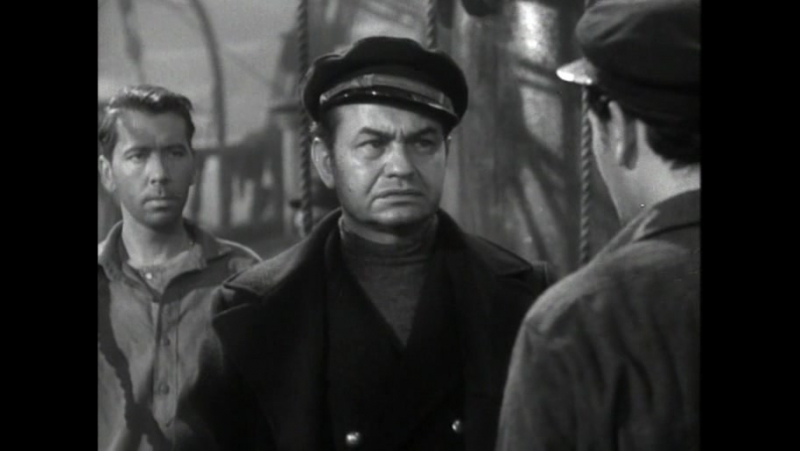 El lobo de mar (Michael Curtiz) 1941