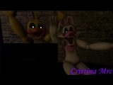 [sfm fnaf] Toy Chica si Mangle reactioneaza la FNAF Sister Location Trailer 1 - YouTube [720p]