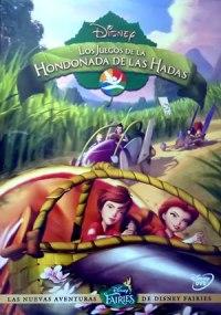 Campanilla: Los Juegos de la Hondonada de las Hadas