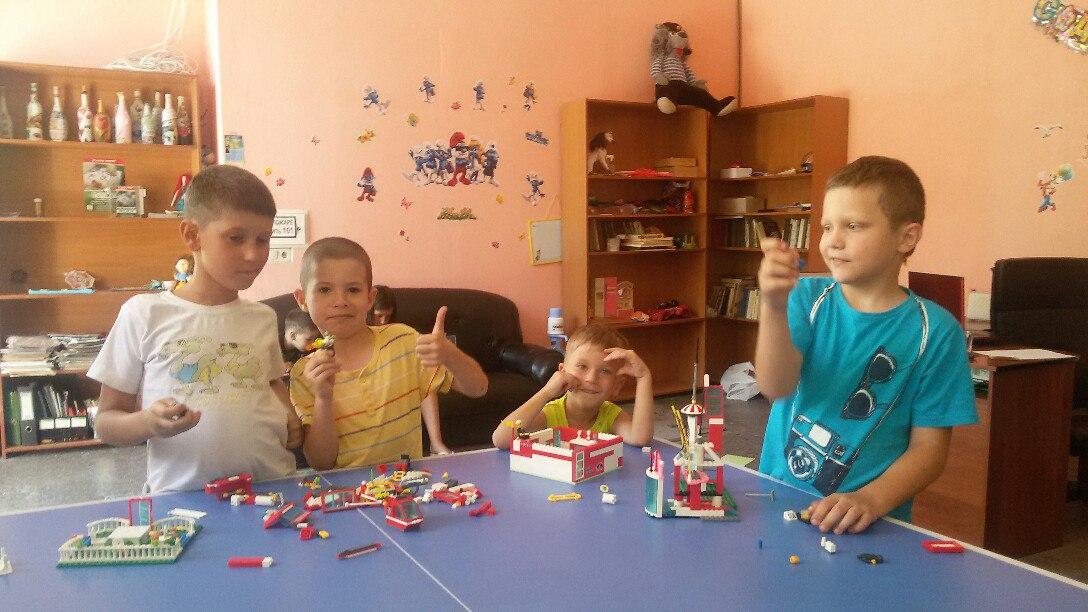 лето в городе для детей семейный центр апельсин