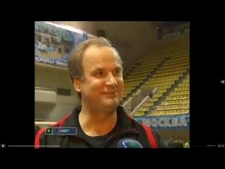 Нтв + Спорт сюжет о матче сезона 2009 года Вк Факел vs Вк Динамо Москва