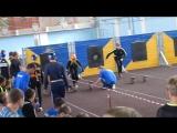 Аксенов Евгений, 100 - метровка, 2 попытка.