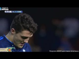 Валенсия - Реал Мадрид 2-2 Обзор матча [3-01-2016]