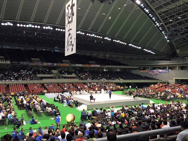 Абсолютный Чемпионат мира в Японии