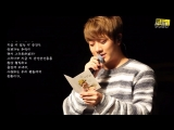 06.07.2015 WELCOME TO FTISLAND @ Minhwan message for PRIMADONNA