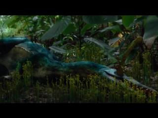 Остров динозавров Dinosaur Island (2015)