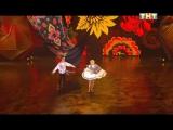 Танцы 6 выпуск (30.04.16) - Аня Тихая и Антон Пануфник