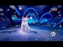ИРИНА ПЕГОВА и Андрей Козловский 8 выпуск Танцы со звездами 04.04.2015 Моцарт - вальс